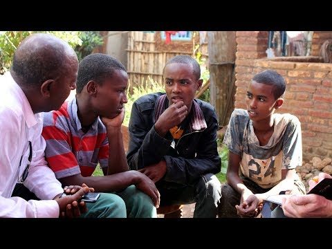 Street Children in Jimma (Ethiopia)