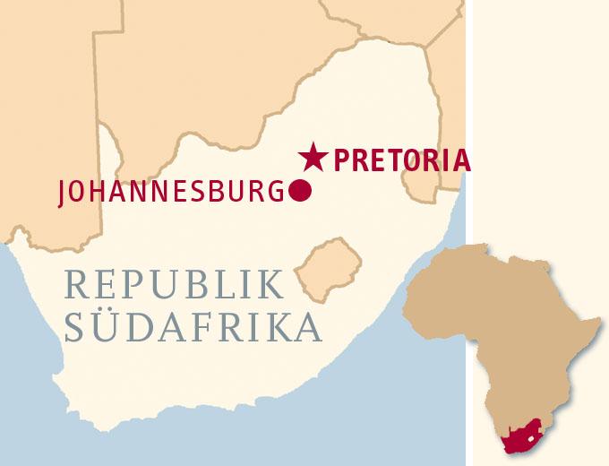 Projektstandort: Johannesburg, Republik Südafrika; Projektpartner: Lambano Sanctuary; Projektname international: Lambano Sanctuary; Projektstart: 30. August 2004