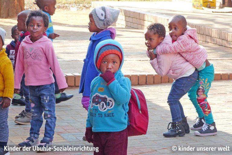 Patenschaften in Südafrika