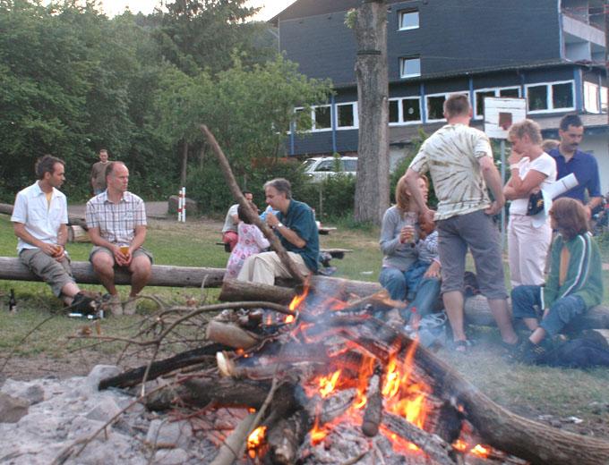 Eltern-Kind-Treffen 2006 in Oberbernhards