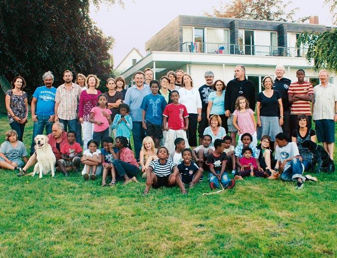 Familienfreizeit 2010 in Diez