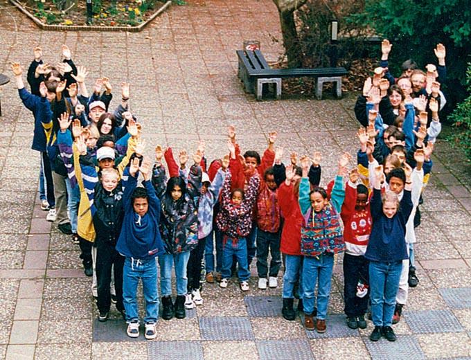 Kinder- und Jugendfreizeit 1997 in Oberursel