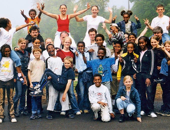 Kinder- und Jugendfreizeit 2003 in Oberursel