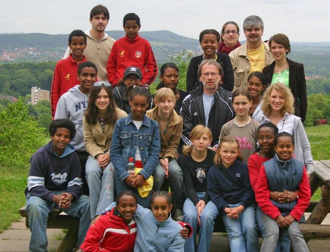 Kinder- und Jugendfreizeit 2006 in Hildesheim
