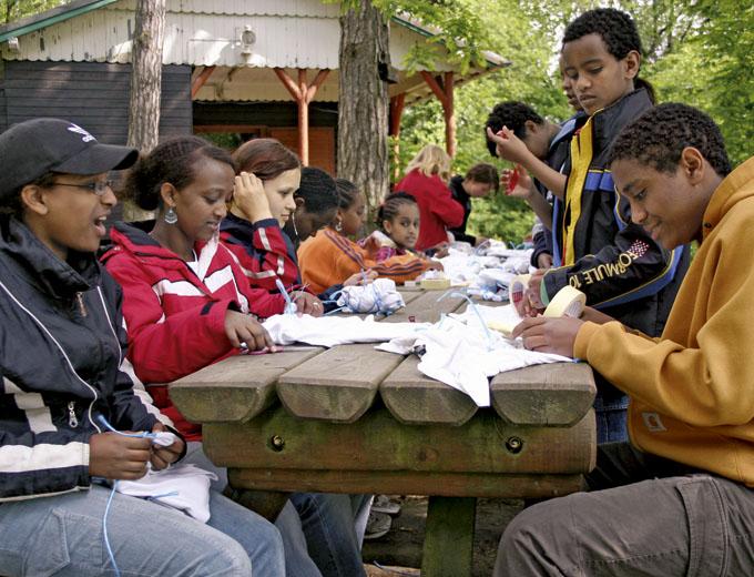 Kinder- und Jugendfreizeit 2010 in Willingen