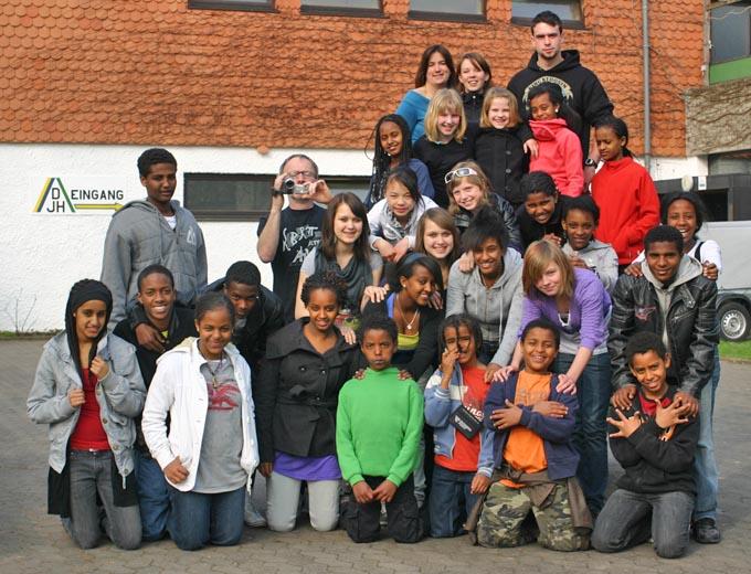 Kinder- und Jugendfreizeit 2012 in Biedenkopf