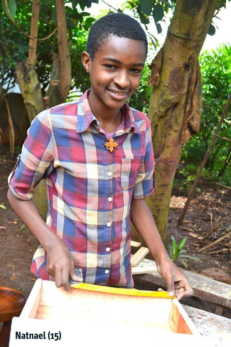 Erfolgskontrolle beim Straßenkinderprojekt in Äthiopien